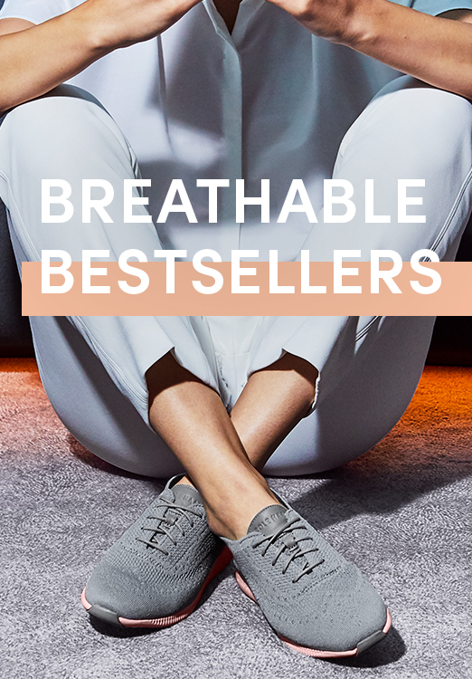 Breathable Bestsellers.