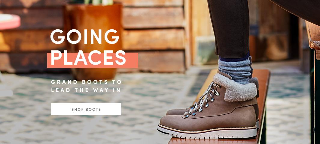 Boots & Chukkas