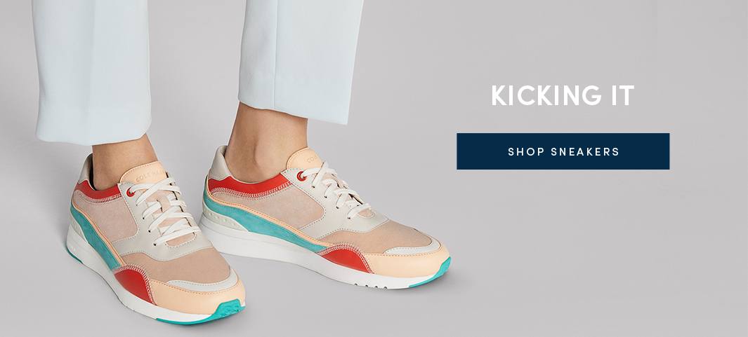 Kicking It - Shop Sneakers