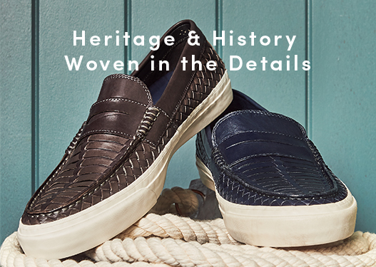 Heritage & History Woven in the Details.