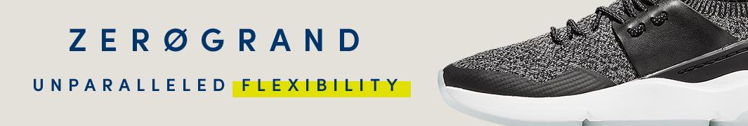 Zerogrand. Unparalleled Flexibility