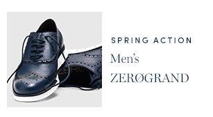 Spring Action - Men's ZEROGRAND