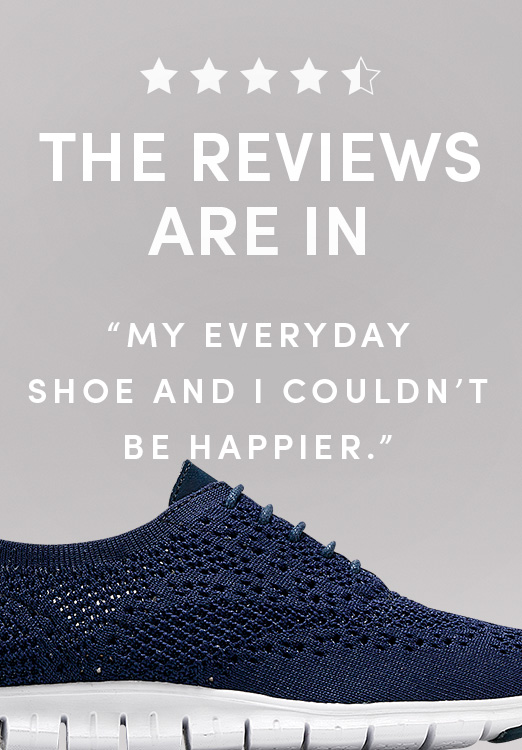 The Reviews Are In: My Everyday Shoe & I Couldn't Be Happier.
