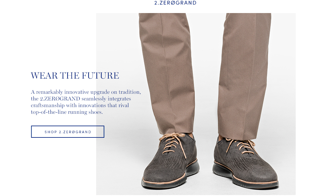 Wear the Future: A remarkably innovative upgrade on tradition