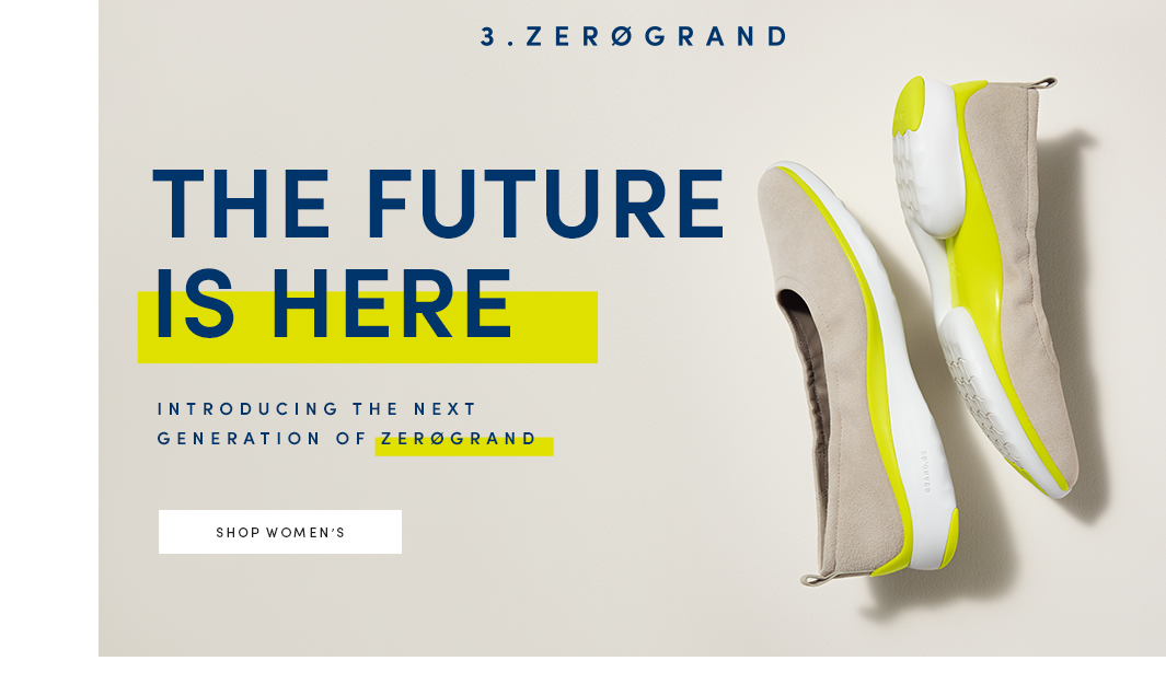 The Future is Here - Introducing The Next Generation of Zerogrand
