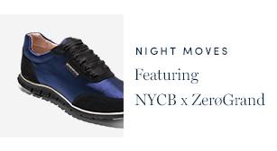 Night Moves - Featuring NYCB x ZeroGrand