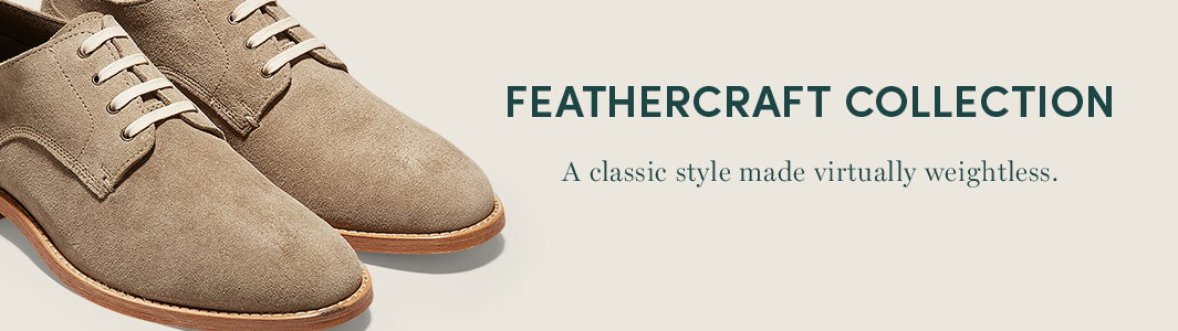 Feathercraft Collection - A classic style made virtually weightless