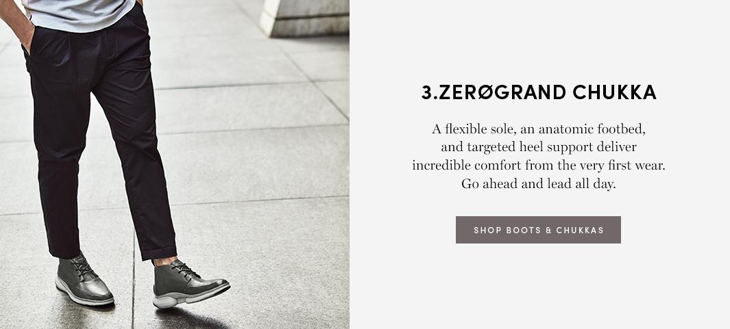 The Evolution of Zerogrand.