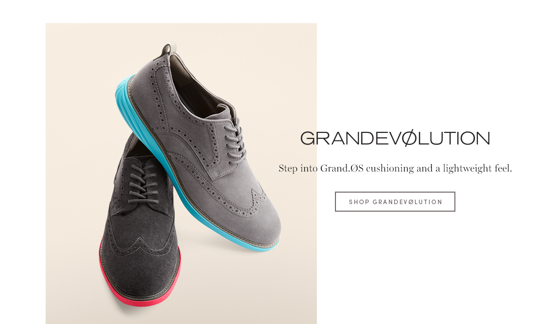GrandEvolution - Step into Grand.OS cushioning and a lightweight feel
