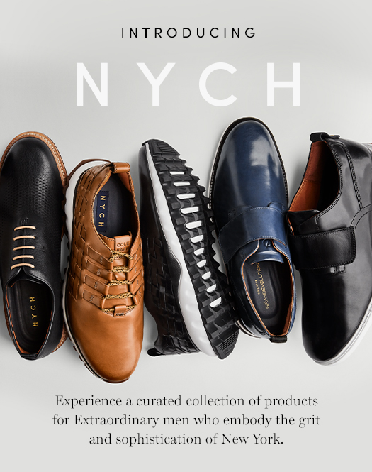 Introducing NYCH: Experience a curated collection of products for Extraordinary men who embody the grit and sophistication of New York.