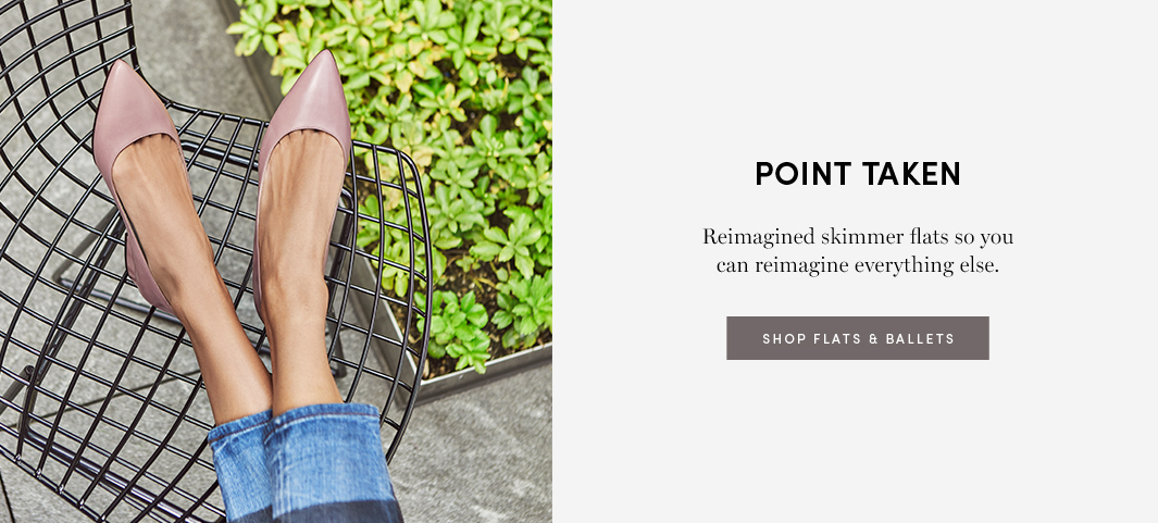 Point Taken - Reimagined skimmer flats so you can reimagine everything else.