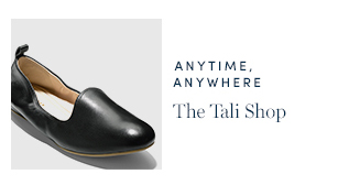 Anytime, anywhere - The Tali Shop