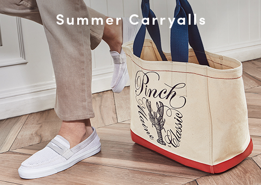 Summer Carryalls: Pinch Tote.