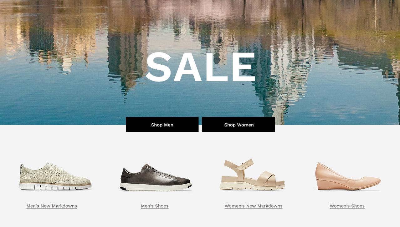 b211782bfc Sale : Men's & Women's Shoes, Bags & Outerwear   Cole Haan