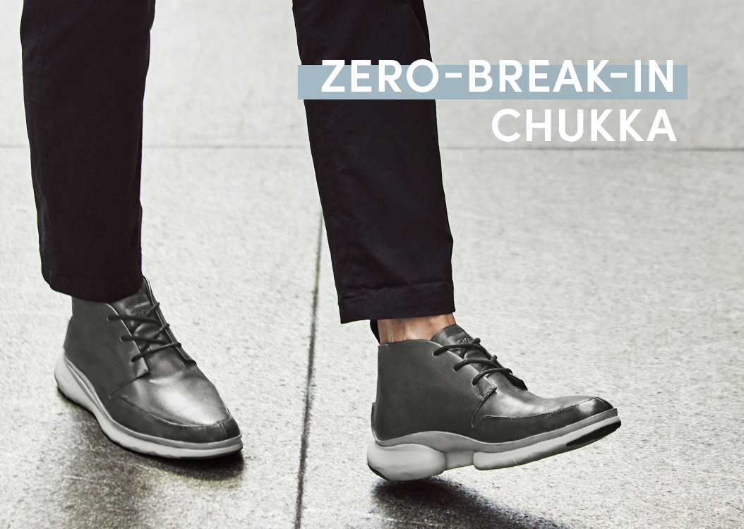Zero-Break-In Chukka